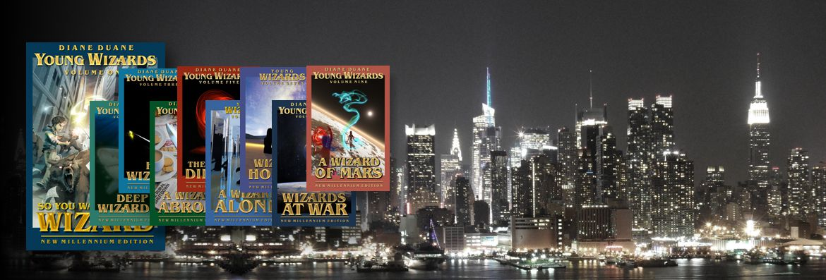 Ebooks direct from sf fantasy writers diane duane and peter morwood young wizards fandeluxe Choice Image