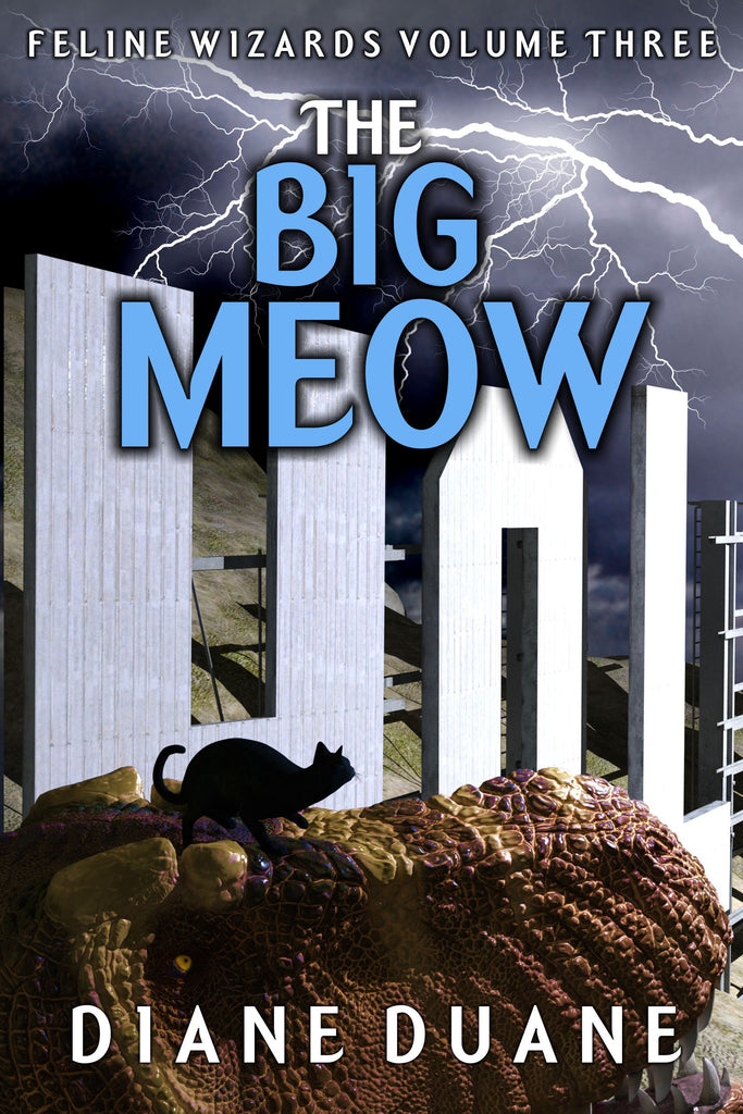 The Big Meow (Feline Wizards Volume 3)