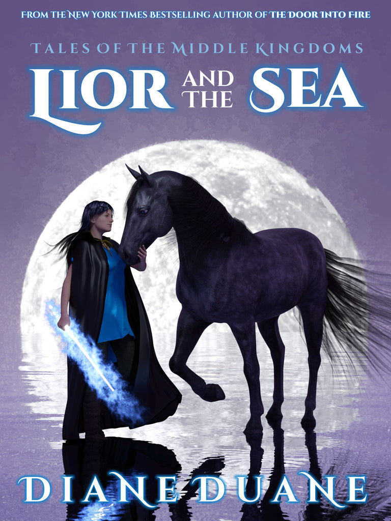 Lior and the Sea (Tales of the Middle Kingdoms #1)