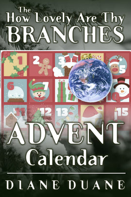 How Lovely Are Thy Branches Advent Calendar
