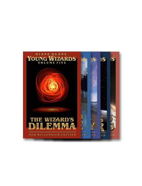 "Young Wizards NME ""Final Five"" Bundle (.mobi / Kindle version)"