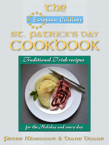 EuropeanCuisines.com St. Patrick's Day Cookbook