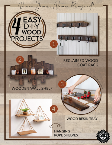 New year, new project infographic