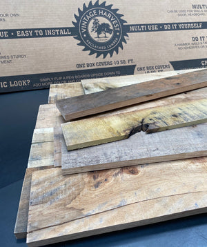 Reclaimed Wood Pallet Kit (10 sq. ft. bundle)