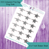 OCD Compulsion Free Die Cut Stickers