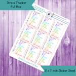 Stress Tracker Full Box