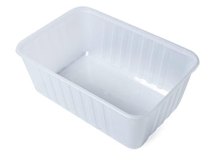 "Rectangle Containers 1000ml ""R"