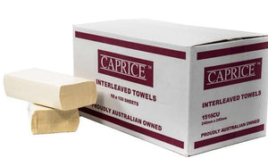 Interleaved Hand Towel 24x24 CAPRICE