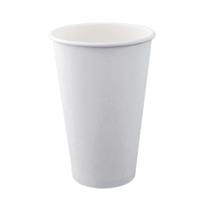 Single Wall Coffee Cups-DETPAK -16oz/473ml
