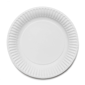 "Plates ""Paper"" 9"""