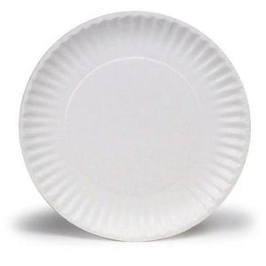 "PAPER Plates 6"" -150mm"