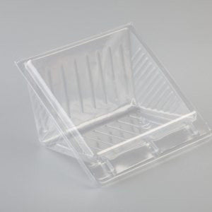 4 Point Wedge Sandwich Container