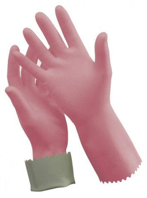 Rubber Gloves Medium -7.5