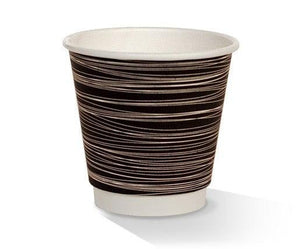 8oz Double Wall Coffee Cups
