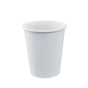 8 oz DETPAK Single Wall Coffee Cups