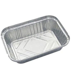 7225B Foil Container Oblong