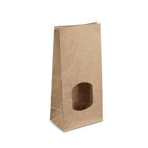 Coffe Bag With Window D4004T