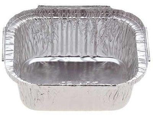 Foil container Small Deep Oblong