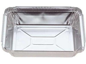 7117 Foil Container Small Oblong