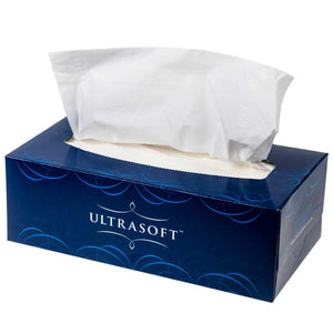 Ultrasoft Facial Tissue 2 ply