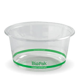 700ml BioBowl Clear Container