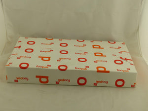 Greaseproof Paper /3 'Foopak' 400 X 330 MM