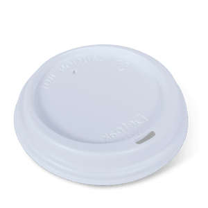 Smooth Hot Cup Lid-12/16oz