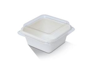 PET LID For 7Oz Tray