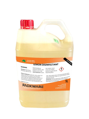Lemon Disinfectant 5 Litre