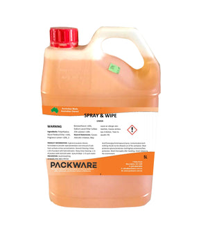 SPRAY N WIPE 5LTR BOTTLE All Purpose Cleaner