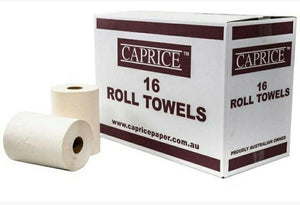 Hand Towel Roll 80m Caprice