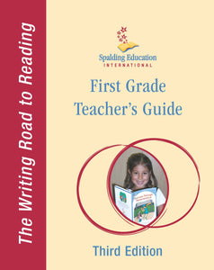 CTE1 Classic Teacher's Guide Ebook - First Grade