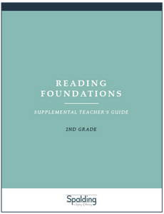 RFT2 Reading Foundations Supplemental Teacher's Guide E-book License (2)