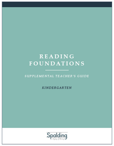 RFT0 Reading Foundations Supplemental Teacher's Guide E-book License (0)
