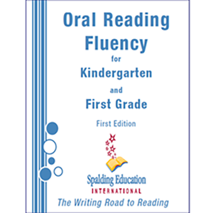ORF1 Oral Reading Fluency Assessment and Practice Manual (K-1st)