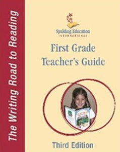 TG1 Teacher's Guide - First Grade