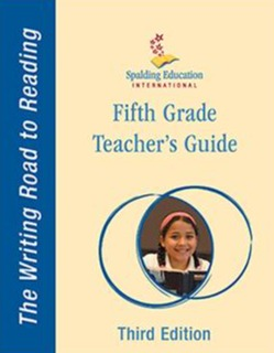 TG5 Teacher's Guide - Fifth Grade