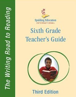 TG6 Teacher's Guide - Sixth Grade