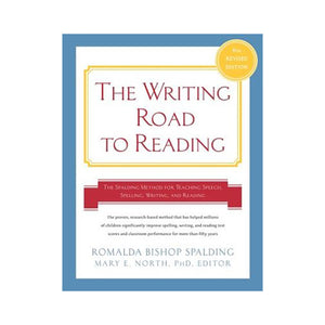 WRR6 Writing Road To Reading - 6th Edition by Romalda Spalding