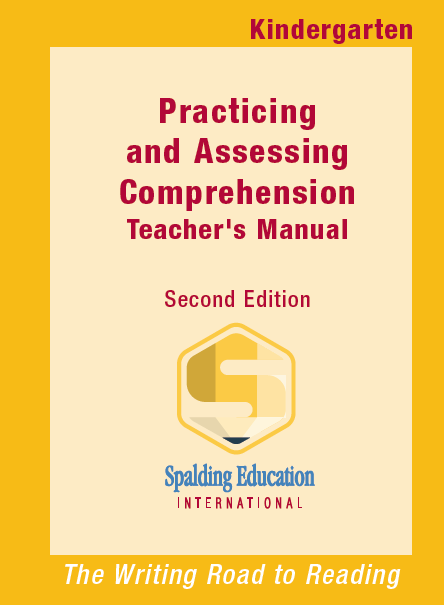 CA Comprehension and Assessment - Teacher Manual