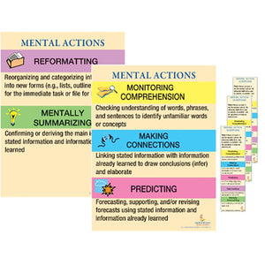 MAP Mental Action Posters - Large