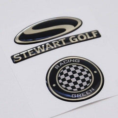 Rear Cover Badges