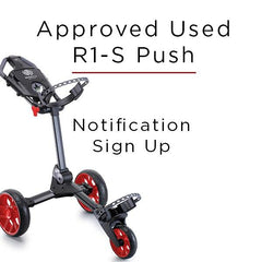 Mailing list: Approved Used R1-S Push