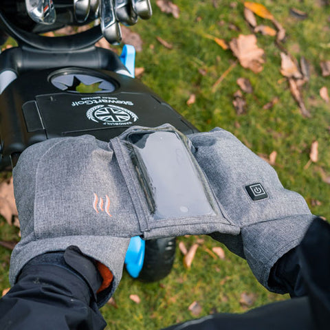 Image of HottMitt Heated Mitten