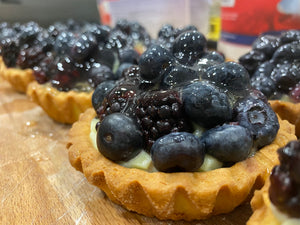 MIX BERRIES TART