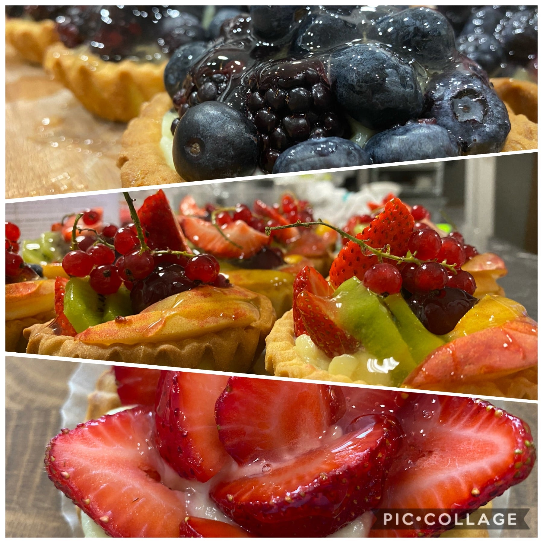FRUIT TART MONO