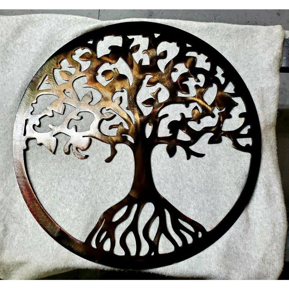 Tree Of Life - LAG Metal Worx