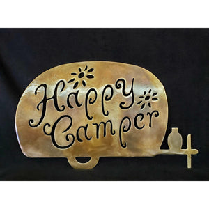 Happy Camper!! - LAG Metal Worx