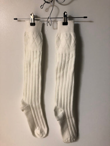Kilt Socks (Off White)