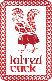 Kilted Cock Gift Card